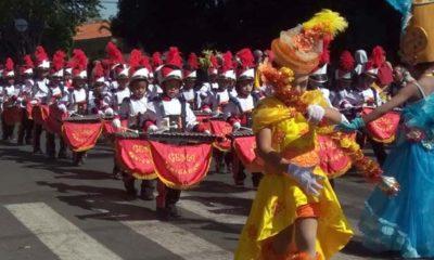 Kompetisi Drumband, Bentuk Karakter Kedisiplinan Sejak Dini