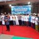 Tokoh Masyarakat Bersama FKUB, Parpol, Tokoh Agama Saat Deklarasi Damai Di Halaman Polres Probolinggo Kota (Pix)