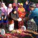 situasi saat pemakaman korban pembacokan yang terjadi di Sumber Ardi Kecamatan Wonoasih Kota Probolinggo (pix)