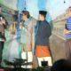 Habib Hadi bersama pelaku kesenian ludruk satu panggung dengan direktur pengaduan masyarakat KPK (Pix)