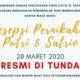 pengumuman pernikahan warga pada tanggal 28 Maret 2020 ditunda (istimewa)