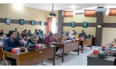 MoU bersama puluhan Nahkoda dan ABK Kapal Balai, Selasa (11/8/2020)