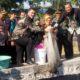 Walikota saat panen udang vaname di Tambak milik Dinas Pertanian, Ketahanan Pangan Dan Perikanan di JLU Kecamatan Mayangan Kota Probolinggo, Kamis (6/8/2020)