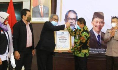 Komnas PA Kabupaten Probolinggo Diresmikan