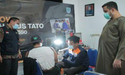 Demi Roadshow Hijrah Hapus Tato, Rumah Dinas Walkot Probolinggo Dioptimalkan