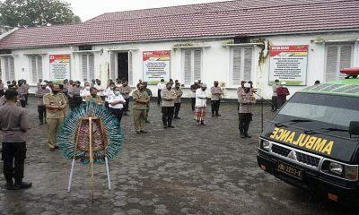 Polres Probolinggo Kota Berduka, Kapolsek Mayangan Meninggal Karena Covid-19