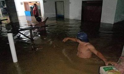 Ribuan Rumah di Tiga Desa Kecamatan Dringu Probolinggo Terendam Banjir