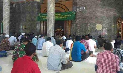 Keluarga Besar Kodim Probolinggo Gelar Doa bersama untuk Keselamatan Awak Kapal Nanggala 402