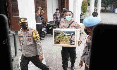 Polres Probolinggo Kota Salurkan Bantuan Dampak Banjir Bandang NTT